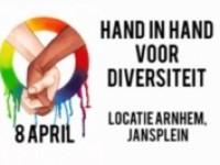 HAND IN HAND VOOR DIVERSITEIT